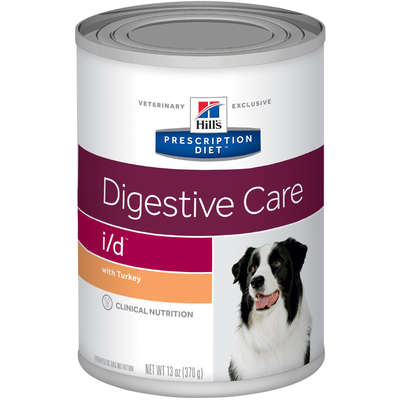 Ração Hills Canine Prescription Diet I/D Lata