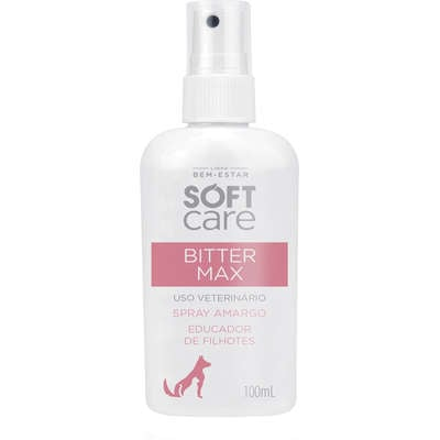 Spray Amargo Pet Society Softy Care Bitter Max - 100 mL